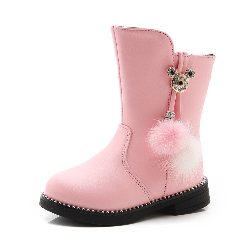 Winter Boots Kids For Girls Snow Boots