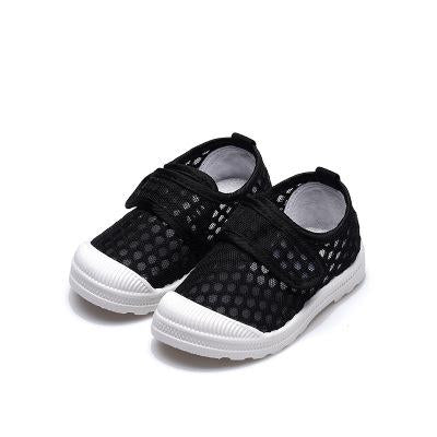 Girls Baby Sport Shoes For Summer Kids Flat Sneakers Light Boys Casual Shoes Air Mesh Breathable Children Student Running Shoes - thefashionique