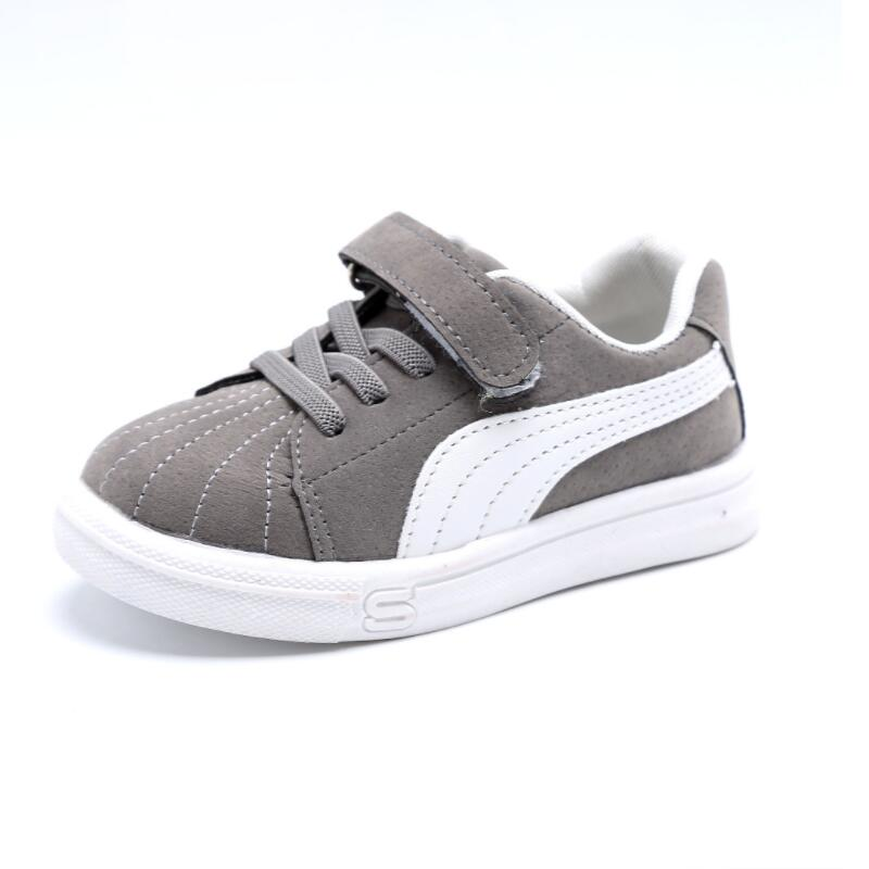 Girls Boys Shoes New Spring Brand Kids Princess Sneakers For Girls Cute Children Trainer Baby Soft Bottom Fashion Shoes - thefashionique