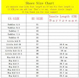 Girls sandals 2019 Summer shoes Kids Beach shoes Open-toe Sandals Children Boys Non-slip Soft shoes size 27-37 - thefashionique