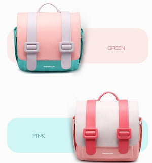 New Popular Campus School Bags Children Candy Color Backpacks For Primary Student Girls Bag Kids Schoolbag Backpack