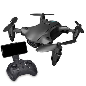 Foldable 2.4G RC Drone WIFI FPV 4K Camera Headless Mode One-key Return Quadcopter