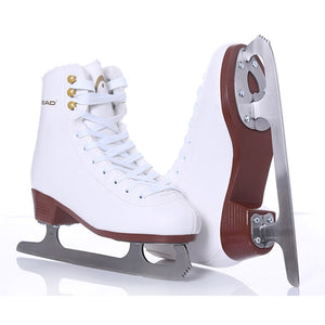 HEAD Ice Skate Tricks Shoes Adult Child Figure Dancing Ice Skates Professional Flower Knife Ice Hockey Knife Real Ice Skates
