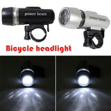 High Quality 5 Led Bicycle Front Head light Waterproof Road MTB Mountain Bike Rear Light Cycling Lamp Flashlight - thefashionique