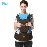 Hipseat for newborn prevent carry baby carriers ergonomic Organic cotton baby sling Portable - thefashionique