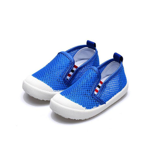 Hot SALE Kids Shoes 2019 Spring Summer New girls Net Shoes Boys Sports Breathable Shoes children Sneakers - thefashionique