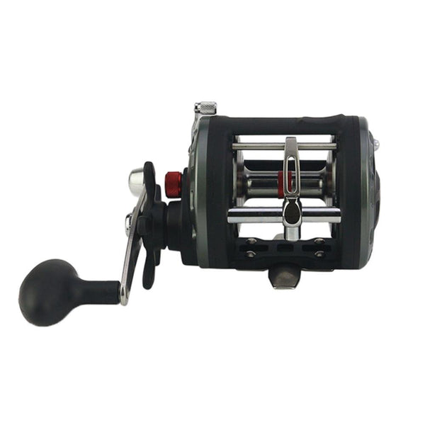 JCB200-500 Bearing Metal Drum Trolling Baitcasting Fishing Reel Tackle Saltwater Game Boat 12+1BB Accessories #4D21 - thefashionique