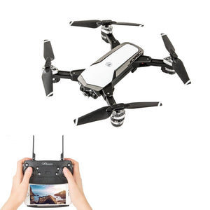 JDRC JD-20S JD20S PRO WiFi FPV Drone w/ 5MP 1080P HD Camera 18mins FlightTime Foldable RC Mini Drone Quadcopter Helicopter RTF - thefashionique