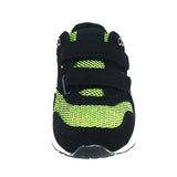 Jackmillerboys kids shoes children boys girls fashion sneakers sport children shoes leisure breathable outdoor green size 32-36 - thefashionique