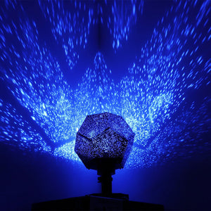 LED Night Light 4th Generation Starry Sky Magic Projector Rotating Star Projector Lamps For Kids Baby Children sleeping light