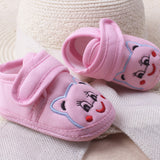 LONSANT New  2018  Baby Grils  Newborn Fashion Cute Cloth Baby Girl Boy Soft Sole Cartoon Anti-slip Shoes Toddler Shoes - thefashionique