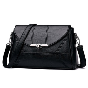 Ladies bag 2020 women bag  Women Shoulder Bag Fashion Handbag and Purse PU Leather Crossbody Bags for Women