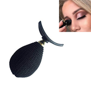 Lazy Silicon Eye Shadow Stamp Crease Eyeshadow Stamp Glittering Lazy Applicator Silicon Eyeshadow Seal Makeup Tools Accessories - thefashionique