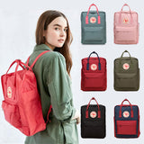 Luxury Design kanken Backpack for Teenager Girls Boys Children Waterproof School bags Brand Backpack Classic Mini for Student - thefashionique