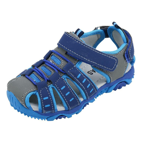 MUQGEW children girls boys 1 to 9 years old roman breathable sport running outdoor beach sandals shoes summer #XTN - thefashionique