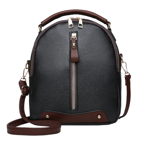 Maison Fabre Backpack female School Backpack Vintage Leather School Bag Shoulder Bags Satchel Drop shipping CSV         O1225#25 - thefashionique