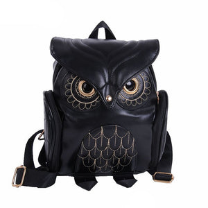 Maison Fabre Backpack female School Backpack backpacks women Cute Owl Cartoon School Bags For Teenagers Drop shipping   O1221#25 - thefashionique