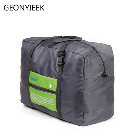 Men WaterProof Travel Bag For Suit Nylon Large Capacity Women Bag Foldable Travel Bags Hand Luggage Packing Cubes Organizer Set - thefashionique