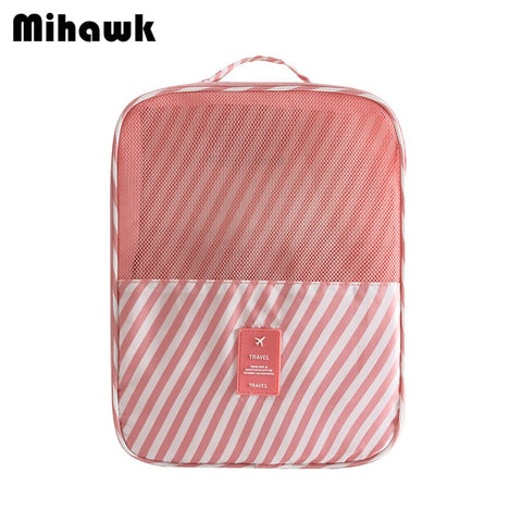 Mihawk Fashion Portable Waterproof Shoes Bag Women's Necessary Travel Shoe Cover Mult Functional Organizer Accessories Products - thefashionique