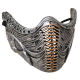 Mortal Kombat Resin Cosplay Masks MK Scorpion Face Sub-Zero Mask Masker Unisex Halloween Cosplay Props