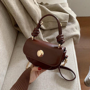 Mowah Vintage Small Women Bags Korean Style Ladies Handbag Fashion Chain Shoulder Messenger Bag Brand bolsa feminina BIZ024 PM45