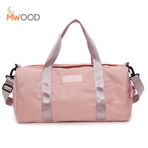 Multi Functional Nylon Women Travel Bags Travel Tote Large Capacity Luggage Bags Weekend Duffle Bags New Lady Waterproof Handbag - thefashionique