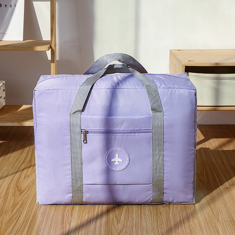 NIBESSER Women Travel Bags Hand Luggage Bag Large Organizers Duffle Waterproof Functional Portable Men Trolley Bags Travel Bag - thefashionique