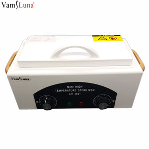 Nail Salon Sterilizer 300W 2L Hot Air Disinfection Cabinet For Hairdressing, Tattoo, Manicure Tool in Beauty Spa Manicure Sets