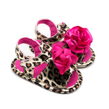 Navy Blue Bowknot Baby Girl Shoes Summer Sandals Polka Dots Bow Soft Sole Baby Girl Sandals meisje sandalen chaussure fille - thefashionique