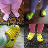 New 2016 Kids summer sandal Cute caterpillar garden shoes Child boys and girls baby sandals indoor slippers slip Children's hot - thefashionique