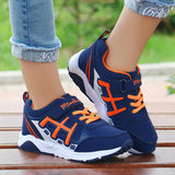 New 2018 spring children shoes waterproof PU leather casual running shoes children's sports shoes - thefashionique