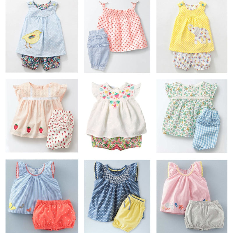 b800594bc4ee Baby Girls Clothing