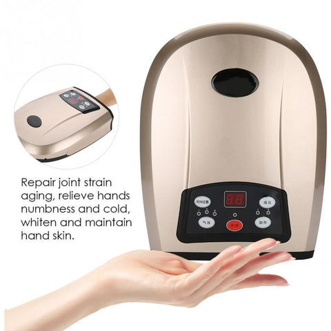 New Electric Acupressure  Hand Massager Protector  Hand Care Tools Numbness Pain Relief - thefashionique