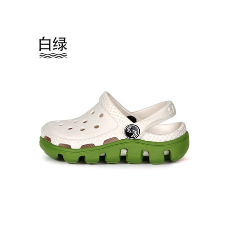 New Fashion Kids 2019 Sport Girls Sandals Hole Summer Toddler Boy Girls Beach Slippers Kids Sandals Antislip Children Flat Shoes - thefashionique