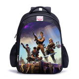 New Game Battle Royale Backpack Children School Bags Game Kids Boys Schoolbags Book Bag Student - thefashionique