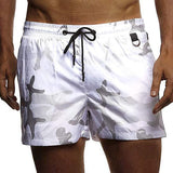 New Gyms Fitness Camouflage Print Men Shorts Casual Beach Shorts Man Camo Military Sporting Jogger Shorts Dropshipping - thefashionique