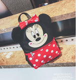 New Kids bag Kindergarten Children Cartoon Mickey School Bags Minnie Backpack Waterproof Schoolbags Satchel - thefashionique