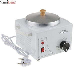 New Single Pot Depilatory Wax Warmer Machine Paraffine Wax Heater For Hand And Feet SPA Epilator Hair Removal Tool