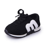 New Spring Children Sport Sneakers Kids Soft Letter Breathable Running Shoes Girls Boys Loafers Toddler Shoes Enfant Chaussure - thefashionique