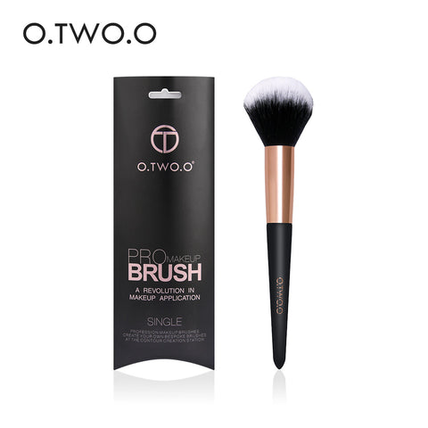 O.TWO.O Professional Large Powder Brush Classic Makeup Brush Beauty Essential Cosmetic Brush Soft Synthetic Hair Make Up Tools