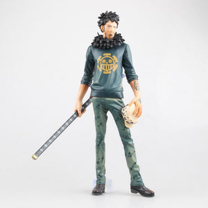 One Piece Trafalgar Law After 2 Years PVC 11 Collection Hobby Movie Model - thefashionique