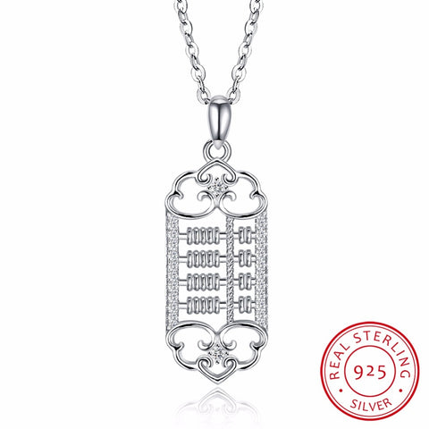 Otogo Transing Classic Fashion pure silver crystal comes from  element Sta Necklace/Pendants for girls best gift SVN256 - thefashionique