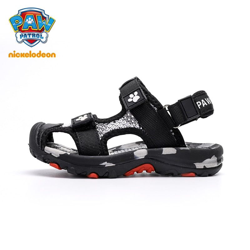 PAW PATROL Sandals Boys Shoes For Kids Spring Beach Shoes Comfortable Non-slip Lightweight Baby Sandals Size 26-37 - thefashionique