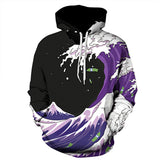 PLstar Cosmos New fashion Hoodies Casual Sweatshirts Galaxy Space 3D Print Hip Hop Hoodies Street Wear Clothing Plus Size S-3XL - thefashionique