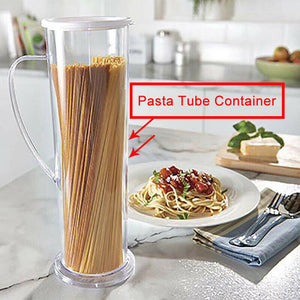 Pasta Express Noodle Cooker Spaghetti Making Cooks Tube Container Fast Easy Pasta Cook Tube Cup   G612 - thefashionique