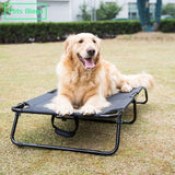 Pets Bingo Foldable Cats Bed Portable Durable Pet House Washable Comfortable Dogs Mat Suitable for Large and Medium Pets