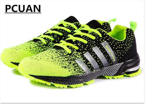 Plus size 48 High Quality 2018 Men Shoes men casual shoes Spring Summer unisex Light weige Breathable Fashion male Shoes - thefashionique