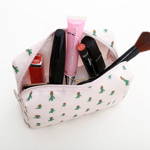 Portable Cosmetics Storage Bag New Pattern Makeup Bag Private Sanitary Towel Pocket Lipstick Eyeglasses Cosmetic Tools Bag