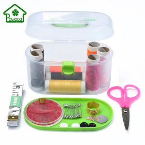 Professional Sewing Sets Household Thread Threader Needle Tape Measure Tailor Sewing Kits for DIY Arts Crafts Travel Sewing Box - thefashionique