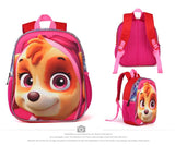 Puppy Kids Backpack 3D Cartoon School Bags Children Satchel Girls Boys Baby Kindergarten Bag - thefashionique